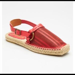 NEW Free People Cabo Coral Sunshine Espadrille 8